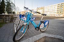 Sdílená kola nextbike jsou v Mladé Boleslavi v provozu od 25. května loňského roku