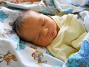 Laurinka Nazar se narodila 28. října, vážila 3,62 kg a měřila 50 cm.