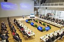 Kolokvium v sídle společnosti ŠKODA AUTO otevře cestu ,Paktu pro budoucnost českého průmyslu'.
