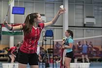 Badmintonistka Kateřina Zuzáková.