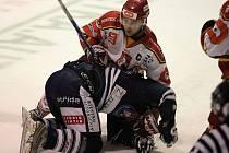 I. hokejová liga: HC Benátky nad Jizerou - HC VCES Hradec Králové