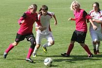 II. liga žen: DFK Mladá Boleslav - Karlovy Vary