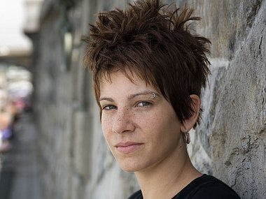 Spisovatelka Petra Soukupová