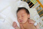 LUKÁŠ NOVÁK se narodil 30.7., vážil 2,75 kg a měřil 48 cm.  Se svou maminkou Michaelou a tatínkem Lukášem bude bydlet v Mladé Boleslavi.