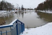 Vánoční velká voda - Mladá Boleslav/Štěpánka