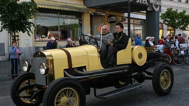 Oldtimer Bohemia Rally 2013