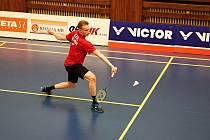 Badmintonista Ondřej Král vyhrál Benátky Masters 2020.
