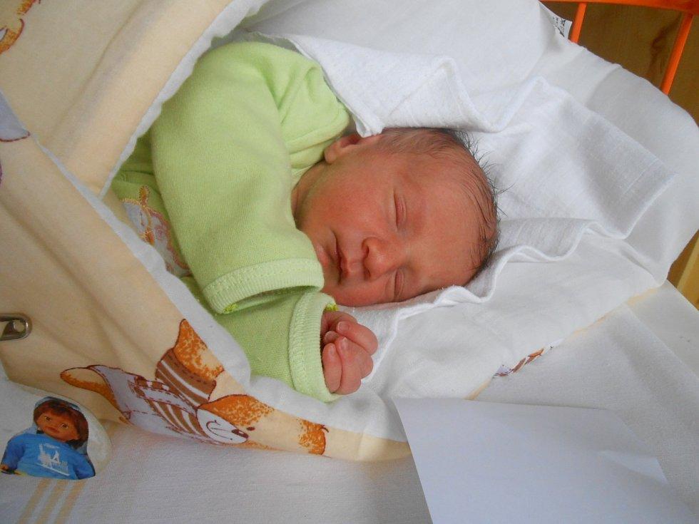 KRISTIÁN Labo se narodil mamince Márii a tatínkovi Danielovi 23. září. Vážil 2,86 kilogramů a měřil 48 centimetrů.