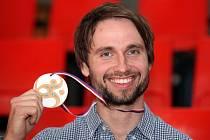 Sportovec Mladoboleslavska za rok 2013 - florbalista Petr Novotný