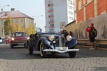 Patnáctý ročník Svatováclavské jízdy se náramně vydařil.