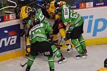 Litvínov porazil v přípravném utkání Mladou Boleslav 3:1.