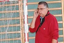 Boss boleslavského basketu - František Chmela.