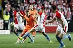 FORTUNA:LIGA: SK Slavia Praha - FK Mladá Boleslav
