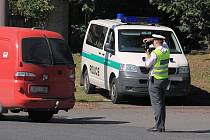 Dopravně bezpečnostní akce na mladoboleslavských silnicích