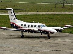 Piper PA 42 Cheyenne - ilustrační fotografie