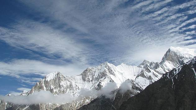 Z expedice Double Gasherbrum