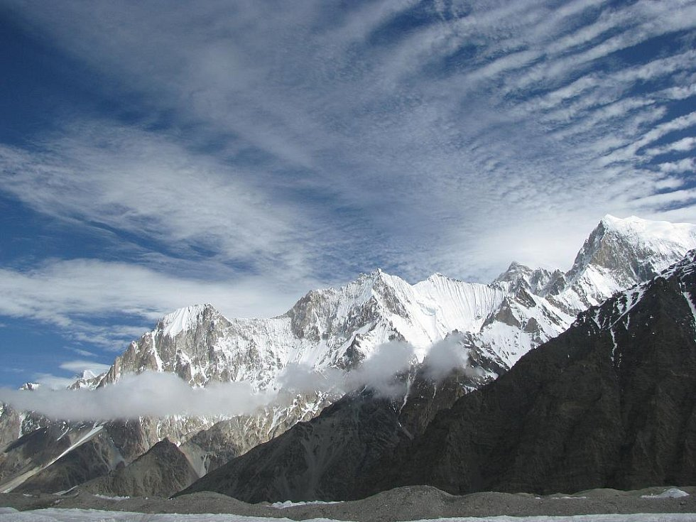 Z expedice Double Gasherbrum