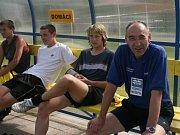 Ze zápasu I.A třídy Čejetice - Kosořice