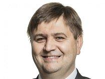 Náměstek hejtmanky pro oblast financí a evropských fondů Gabriel Kovács.