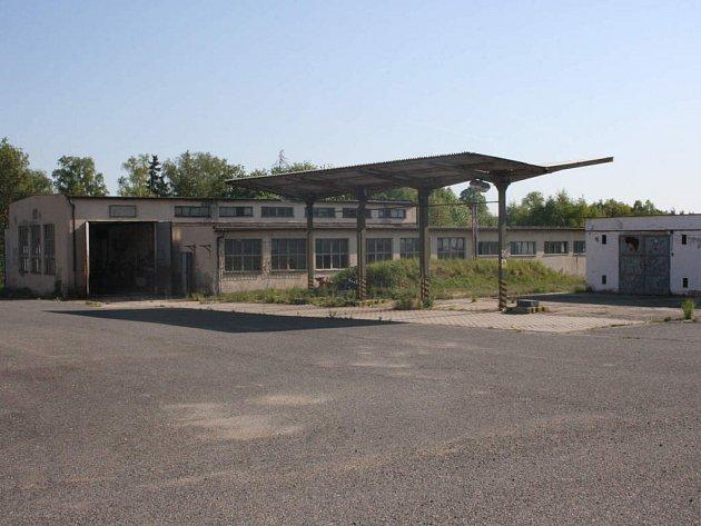 Vojenský prostor Vazačka u Bělé pod  Bezdězem