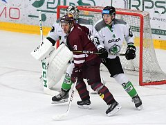 Příprava: BK Mladá Boleslav - HC Sparta Praha