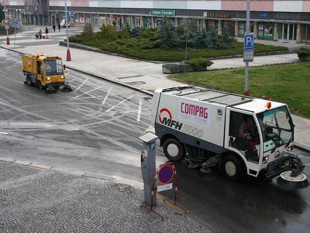 Akce čisté město  to ještě ulice v Boleslavi nezažily - Boleslavský ... b2d2000300