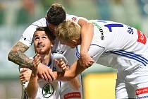 Fotbalisté Mladé Boleslavi porazili ve 4. kola FORTUNA:LIGY Jablonec 2:0. FK MB