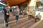 Kolomuty věnovaly turnaj zesnulému občanovi