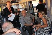 Nové vlaky Regionova už jezdí na Mladoboleslavsku