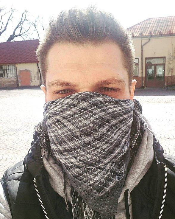 ŠTĚPÁN KACAFÍREK, fotbalista Kutné Hory.