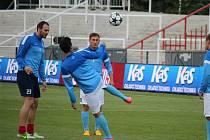 Gambrinus liga: Dukla Praha - FK Mladá Boleslav