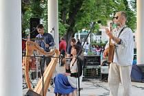 Letní koncert na bělském náměstí