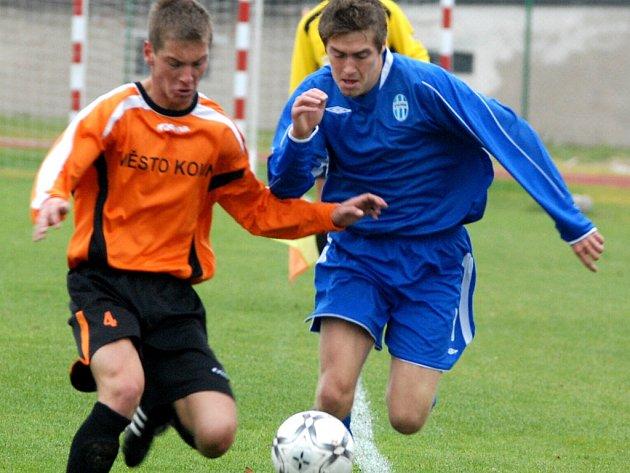 Fotbaloví junioři FK Mladá Boleslav tentokrát v přípravě prohráli.