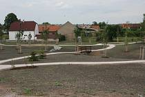 Na nový park jsou Kosořičtí právem pyšní.