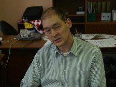 Gérard Keijsper - šéf infocentra v Mladé Boleslavi