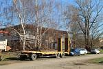 Nová loděnice v Mladé Boleslavi