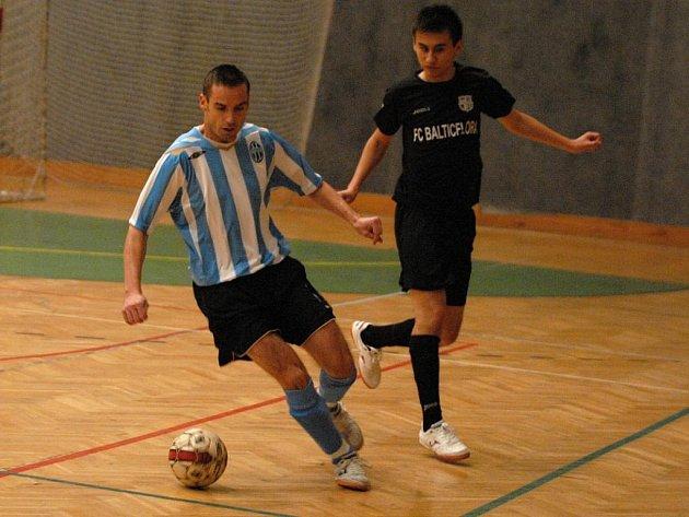 II. liga - západ: FK Mladá Boleslav futsal - Balticflora Teplice B