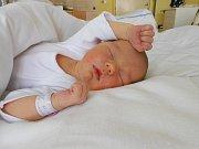 Valerie Trifonti se narodila 15. května, vážila 3,35 kg a měřila 50 cm. S maminkou Zuzanou a tatínkem Zdeňkem bude bydlet v Čisté, kde už se na ni těší bráška Vítek.