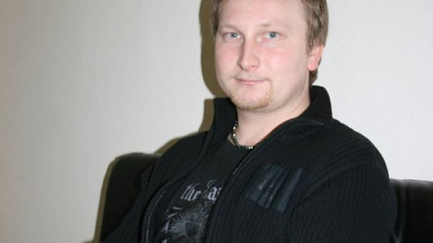 Lukáš Maruška, který stojí za vznikem kapely Olympic Revival.