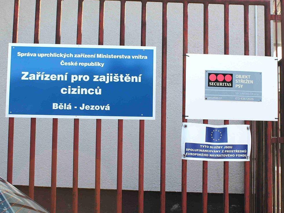 Zařízení pro zajištění cizinců v Bělé Jezové