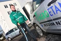 Společnost TTD vyrábí biopalivo E85.