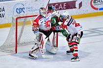 Mladá Boleslav vyhrála i druhý domácí čtvrtfinálový zápas s Pardubicemi.