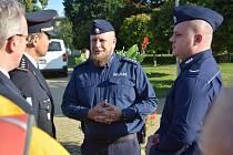 Polští policisté působili ve společných hlídkách s mladoboleslavskými policisty.
