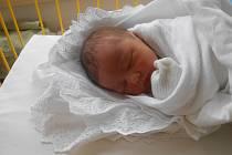 LUKÁŠ Havlíček se narodil 2. prosince. Vážil 3,53 kilogramů a měřil rovných 50 centimetrů. S maminkou Olgou a tatínkem Janem bude bydlet v Řepově, kde už se na něj těší sestřička Johanka.