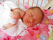 Kateřina Prokšová se narodila 19. září, vážila 3,5 kg a měřila 49 cm. Maminka Jitka a tatínek Martin si ji odvezou domů do Mnichova Hradiště, kde už se na ni těší sourozenci Miriam a Michal.