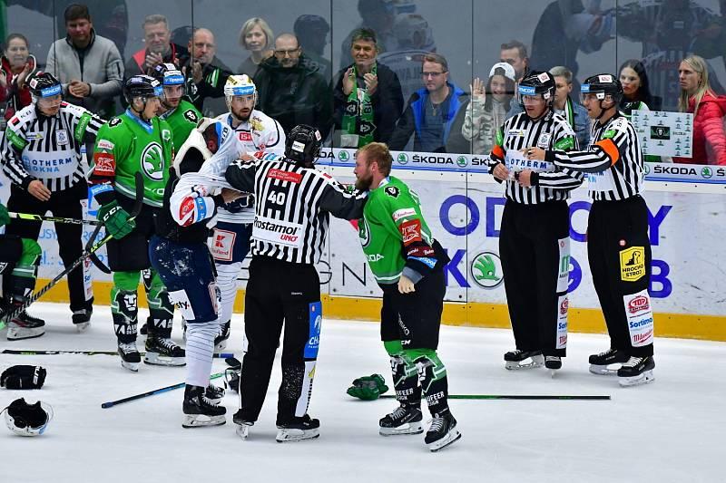 Tipsport extraliga, 13. kolo: BK Mladá Boleslav – Rytíři Kladno