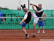 Nohejbalový turnaj v Kolomutech