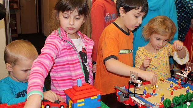 Legoprojekt v Církvi bratrské v Benátkách nad Jizerou