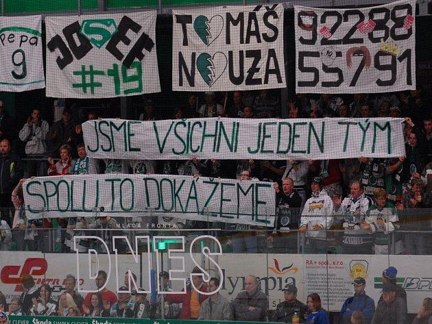 O2 Extraliga: BK Mladá Boleslav - HC Litvínov