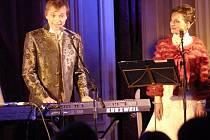 Richard Pachman a Dita Hořínková